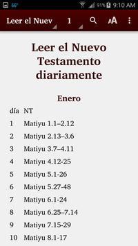 Quechua Cajamarca - Bible apk screenshot