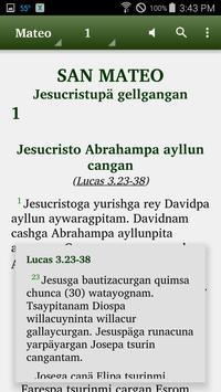Quechua South Conchucos -Bible apk screenshot