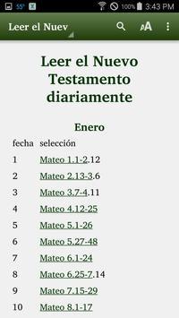 Quechua South Conchucos -Bible screenshot 3