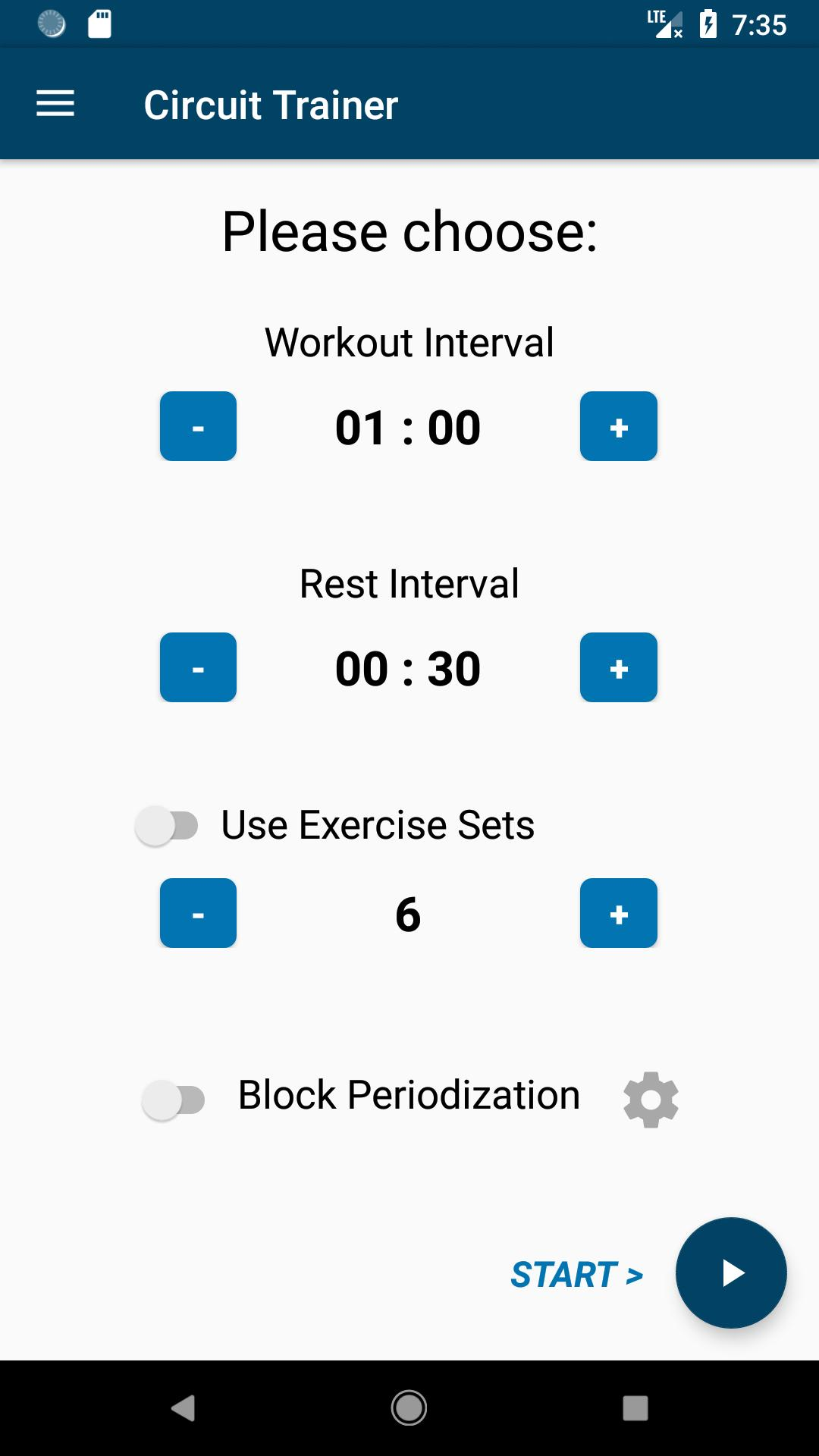 Circuit Training (Privacy Friendly) for Android - APK Download