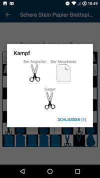 Schere Stein Papier Brettspiel (Privacy Friendly) screenshot 3