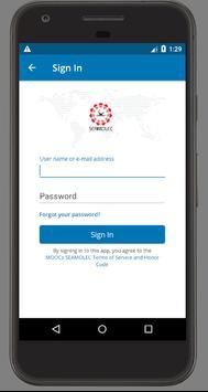 MOOCs SEAMOLEC screenshot 1
