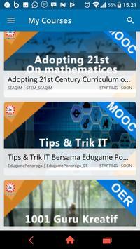 MOOCs SEAMOLEC screenshot 3