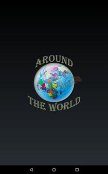 Around The World - Flags apk screenshot