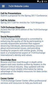 7x24 Exchange Conferences apk screenshot