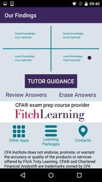 Ready for the CFA® Program? screenshot 2