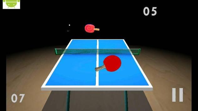 Pingpong3D apk screenshot