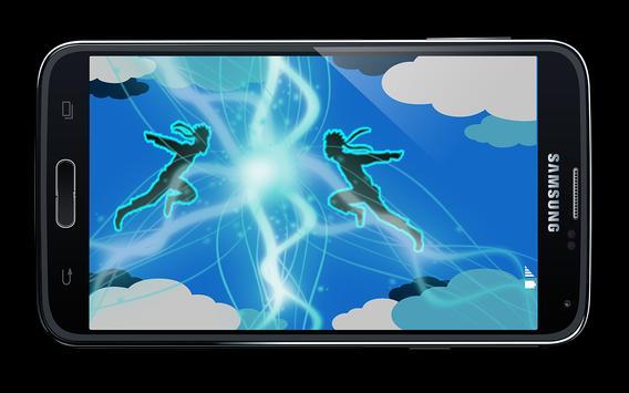 Shadow Ninja Darkness World apk screenshot