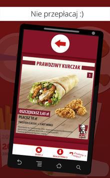 Kupony do KFC: Aktualne Zniżki apk screenshot