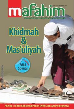 Majalah Mafahim Edisi 12 poster