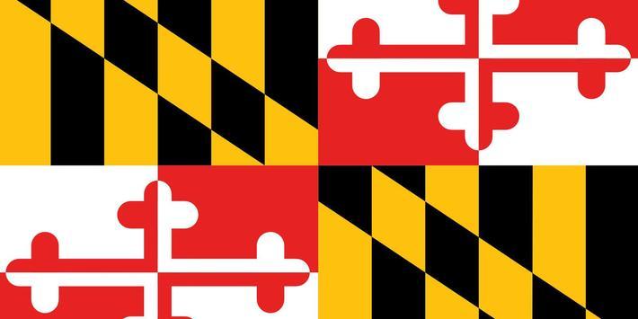 Maryland Flag apk screenshot