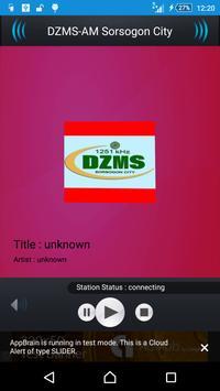 DZMS-AM Sorsogon City apk screenshot
