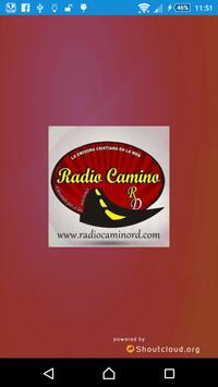 Radio Camino RD poster