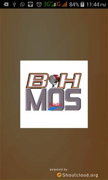 BH Radio Mos poster