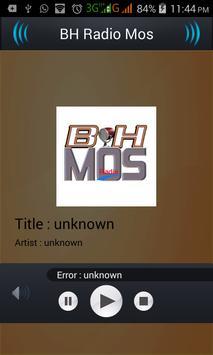 BH Radio Mos screenshot 1