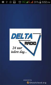 Delta Radio Nijmegen apk screenshot