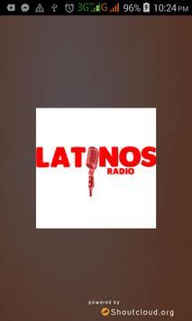 LATINOS RADIO poster