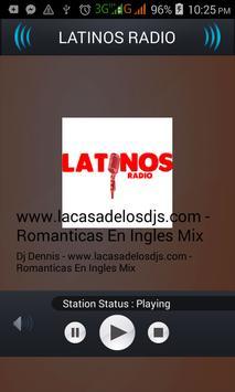 LATINOS RADIO apk screenshot