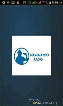 Navegando Radio APP poster