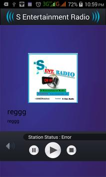 S Entertainment Radio apk screenshot