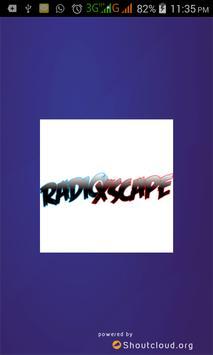 Radio Xscape poster