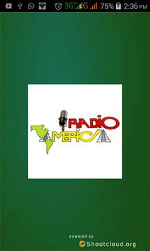 Radio America Guatemala apk screenshot