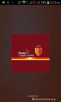Radio Coupo Santo poster