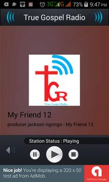 True Gospel Radio apk screenshot