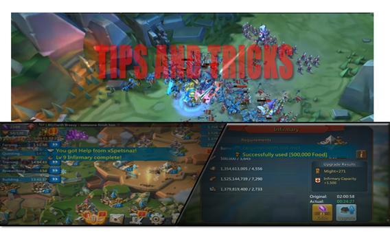 New Lord Mobile Guide apk screenshot