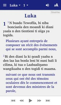 Bible Gourma screenshot 4