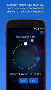 sleeplife: Sleep Tracker poster