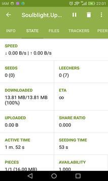 Master Torrent Downloader - Torrent Client screenshot 4