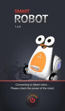 Smart Robot Launcher Poster