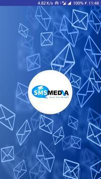 SMS MEDIA App poster