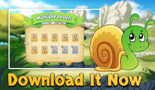 Snail Bob Banana Adventure screenshot 3