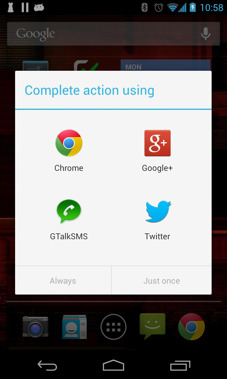 Open Link in App for Android - APK Download