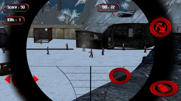 Zombie Kill Dead Target apk screenshot