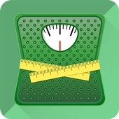 Snowy: Weight control icon