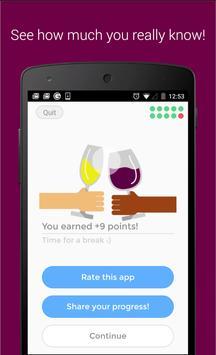 SWE Wine and Spirits Trivia screenshot 4