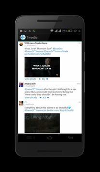 Tweetie screenshot 4