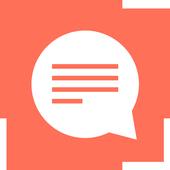 Sohbet Ay Arkadaşlık, Sohbet, Chat icon
