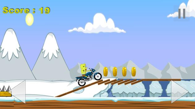 Spong Bike Race apk screenshot