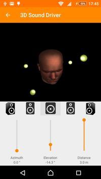 3d sound (Unreleased) apk screenshot