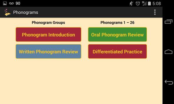 Phonograms Demo screenshot 2