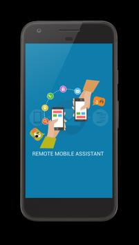 Remote Mobile Assistant poster