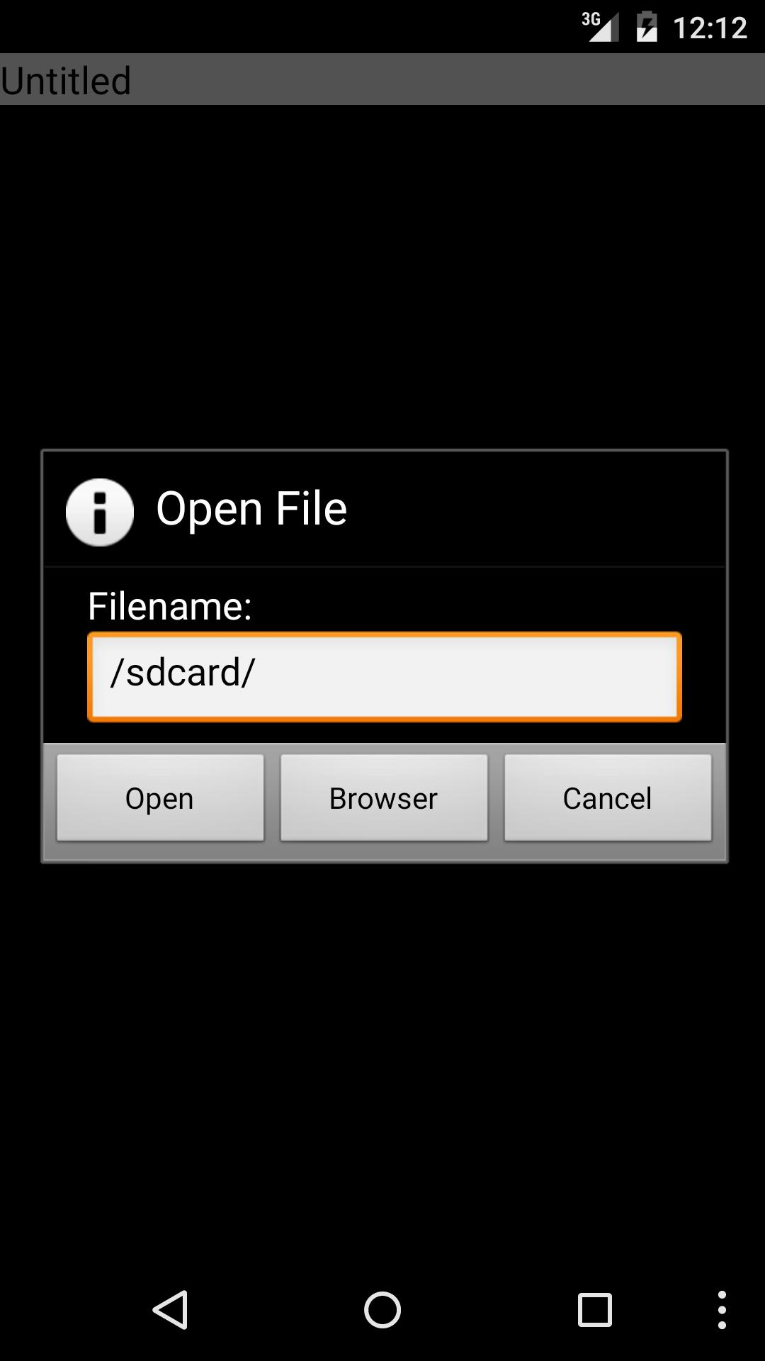 Text Edit for Android - APK Download