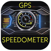 GPS Speedometer and Odometer NEW icon