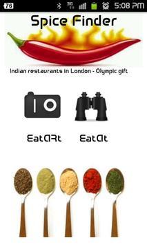 Spice Finder poster