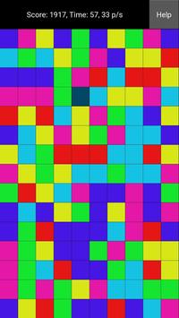 squareColor poster