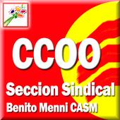 Sección S. CCOO Benito Menni icon